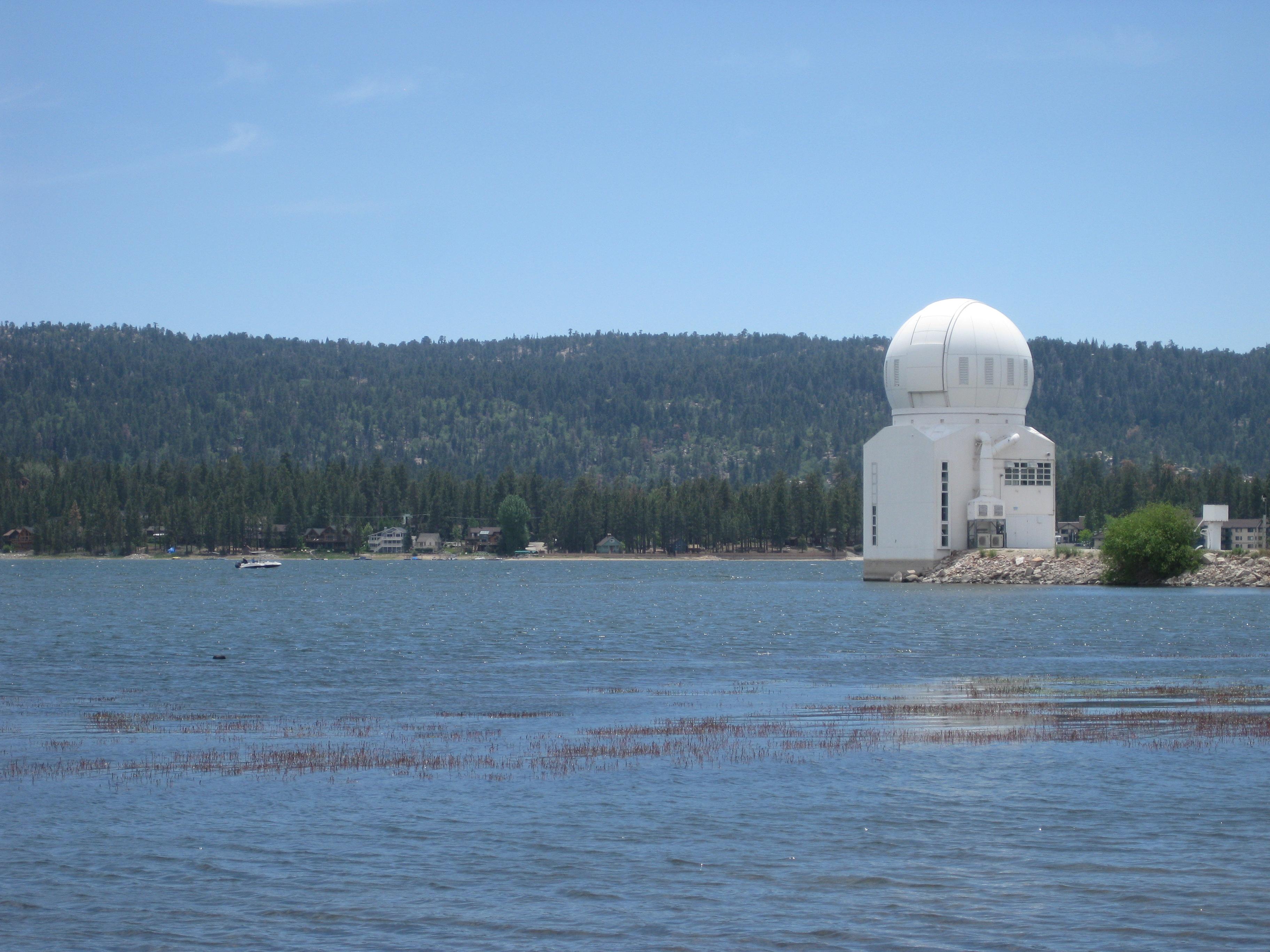 earthquake big bear solar observatory -#main