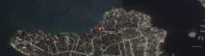 Google map of 39124 Waterview
