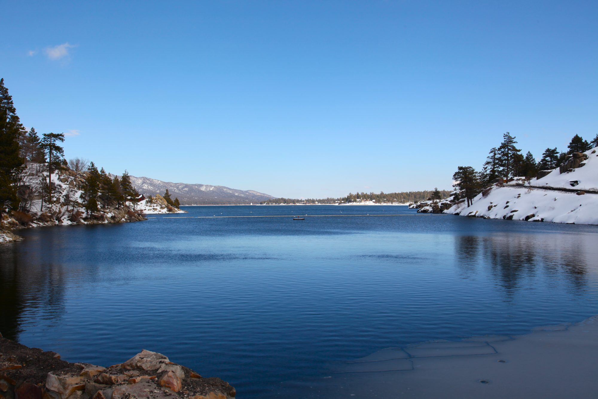 Big Bear Lakefront Information
